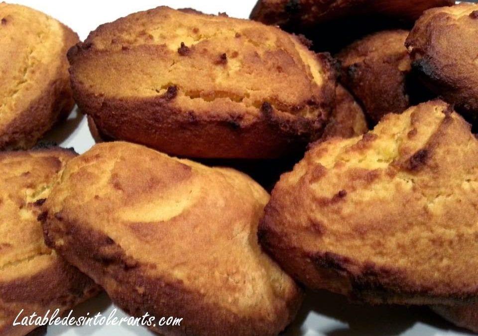 MOELLEUX AUX AMANDES sans gluten ni lait ni sucre ni levure, avec ou sans œuf