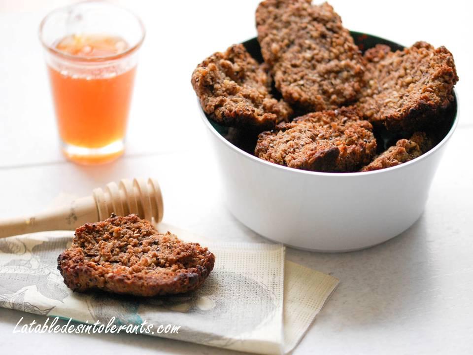 Recette de pains intolérances alimentaires