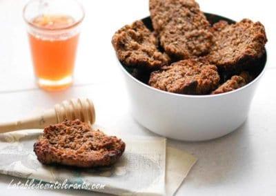 sans gluten sans levure sans sucre sans oeuf