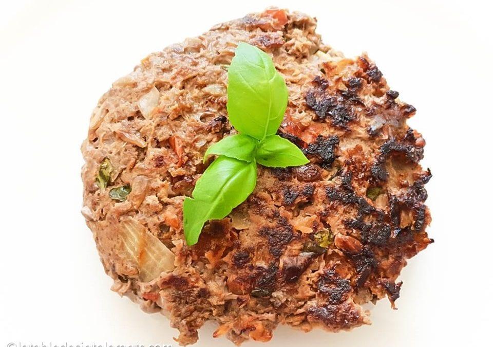 STEAK HACHÉ ÉPICÉ (façon Kefté) sans gluten