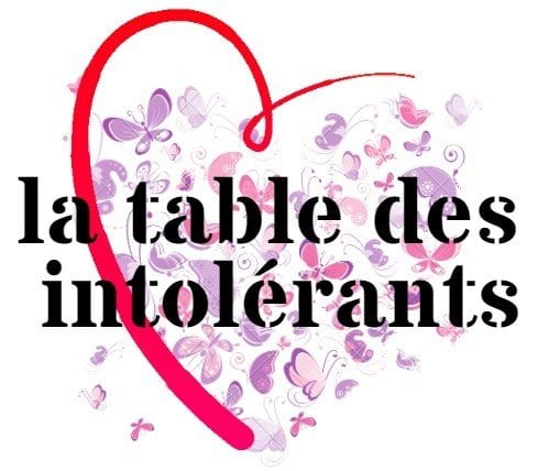 La table des intolérants
