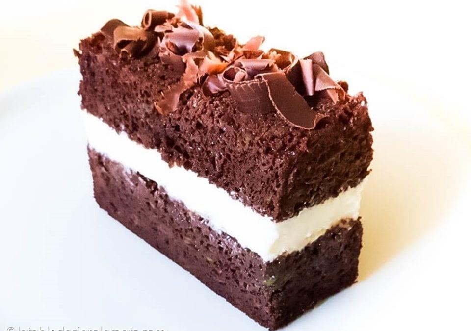 GÂTEAUX AU CHOCOLAT FAÇON «NAPOLITAINS» sans gluten, sans lactose, avec ou sans sucre