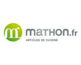 PARTENARIAT AVEC MATHON, N°1 DE VENTE D'ARTICLES CULINAIRES EN LIGNE ET PAR CORRESPONDANCE