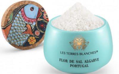 NOUVEAU PARTENARIAT – Terres Blanches Fleur de sel